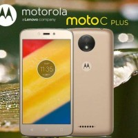 Motorola Moto C Plus 2/16 GB Garansi resmi -GOLD