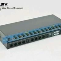 ashley xr204 xr 204 crossover 4 way sub