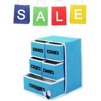 5 in 1 Storage Drawer Laci Multifungsi / Box Organizer 5 laci