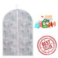 649 [size 60X130CM ] Cover baju cloth cover bahan peva cover pakaian