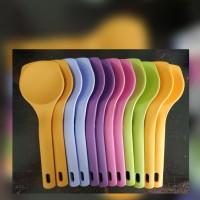 Centong Nasi Anti Lengket Anti Patah / Rice Spoon Tulipware