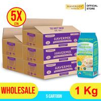 Haverjoy WHOLESALE Havermix Rolled Oats & Barley Flakes 1Kg