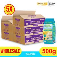 Haverjoy WHOLESALE Havermix Rolled Oats & Barley Flakes 500g