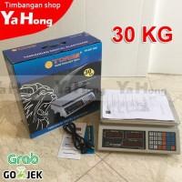 Timbangan Digital Duduk/Meja Buah/Sayur/Paket 30kg TORA TR - DS11030