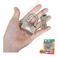 Harga gembok vico 40mm bahan bangunan gembok pintu gembok pagar | antitipu.com