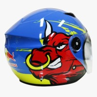 Kratingdaeng Helm - Fierce Bull Design