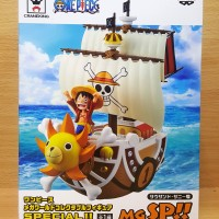 Banpresto One Piece MGSP!! MEGA WCF SPECIAL Thousand Sunny with Luffy