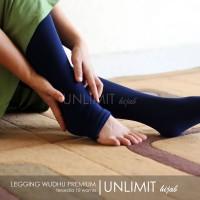 LEGGING WUDHU PREMIUM by UNLIMIT hijab, Leging Wudhu Original