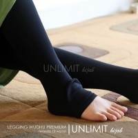 PREMIUM LEGGING WUDHU by UNLIMIT hijab | Leging Wudhu Original
