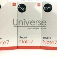 Xiaomi Redmi Note 7 4/64 GB - Garansi Resmi TAM