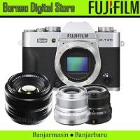 FUJIFILM X-T20 XF 35mm F1.4 PWP Fujinon 23mm F2 Garansi Resmi