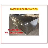 Kompor Gas Teppanyaki
