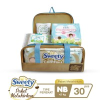 Sweety Gold Comfort Birth Package NB