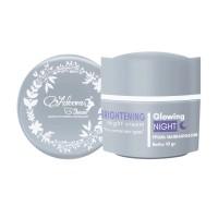 Adeeva Brightening Night Cream - Krim Malam Pemutih dan Pencerah Wajah