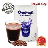 OVALTINE SWISS COKLAT MALT 1 KG IMPORT REG BPOM RI