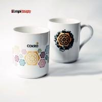 Mug Gelas Custom Murah / Souvenir / Gift