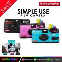 lomo Simple Use Film Camera 400