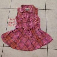Preloved dress import pakaian Baju anak cantik imut lucu