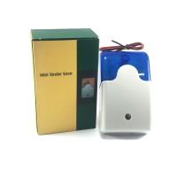 Alarm Security / Sekuriti Rumah , Kantor , Gudang , dan lainnya - Biru