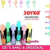 Stabilo Joyko Highlighter Pastel Colors Stabillo Original Color