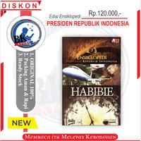 Ensiklopedi Presiden Republik Indonesia Bj Habibie