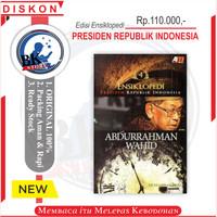 Ensiklopedi Presiden Republik Indonesia Abdurrahman Wahid