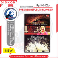 Ensiklopedi Presiden Republik Indonesia Megawati Soekarnoputri