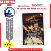 Ensiklopedi Presiden Republik Indonesia SBY Susilo Bambang Yudhoyono