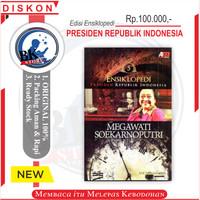 Ensiklopedi Presiden Republik Indonesia Megawati Sukarnoputri