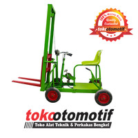 Forklift Manual / Forklift Alat Bantu Angkat Barang