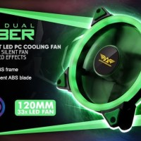 Fan Casing Armaggeddon jade Saber 12cm Green