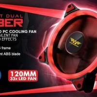 Fan Casing Armaggeddon Scarlet Saber 12cm RED