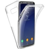 Samsung s10 edge 360 DEGREE TPU SLIM SILICONE/360 TPU CLEAR CASE