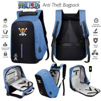 BAGPACK ONE PIECE ANTI THEFT NEW VERSION
