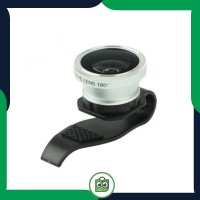 Universal Clip Lens Fisheye for Smartphone and Tablet PC