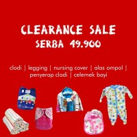 ORIGINAL Cuci Gudang Clodi Nursing Cover Carter