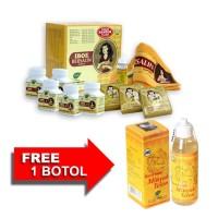 Jamu IBOE 1 Paket Bersalin Kapsul Free Minyak Telon