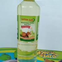 Minyak Keletik / minyak kelapa serbaguna 500ml