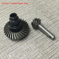 KYX Axial SCX10 II Steel Diff Gear and Diff Lock