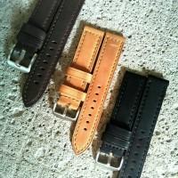 Tali jam tangan kulit kualitas baik, model terbaru