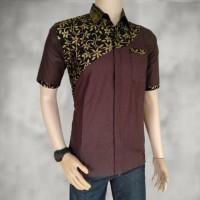 Harga batik kadipaten model baju batik kombinasi | antitipu.com