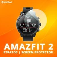 Screen Protector Xiaomi Huami AMAZFIT STRATOS Pace 2 Anti Gores
