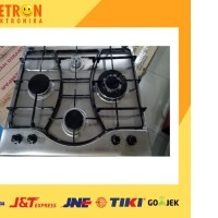 ARISTON PH 640 MST kompor tanam buildin hob gas 4 tungku / PH640MST
