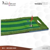Mini Putting Green Rough Premium - With Metal Hole
