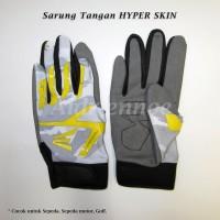 Harga sarung tangan hyper skin sarung tangan motor sepeda | antitipu.com