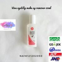 Viva Eye & Lip Make Up Remover Original 30ml