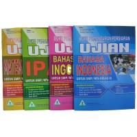Paket Buku Akasia Pemantapan UN dan Detik USBN SMP
