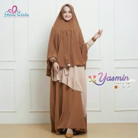 Gamis Yasmin Set By Gerai Cinta