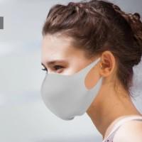 Masker Mulut Kain Pelindung Debu Polusi Dewasa Unisex Pria Wanita