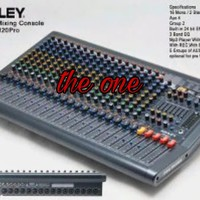 Harga mixer ashley m 20 pro 16 mono 4 stereo original 20 channel   Pembandingharga.com